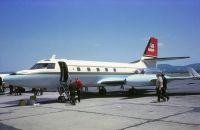 Photo: Untitled, Lockheed Jetstar, N300P