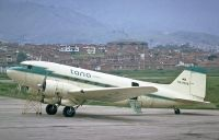 Photo: Tana Colombia, Douglas DC-3, HK-1511E