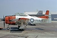 Photo: United States Navy, North American T-28 Trojan, 138307