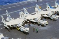 Photo: United States Navy, LTV A-7 Corsair II