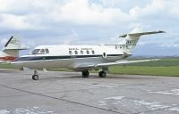 Photo: Bristol Siddeley, Hawker Siddeley HS-125, G-ATPB