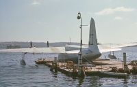 Photo: Ansett Air Freight, Shorts Brothers Sandringham Flyingboat, VH-BRF