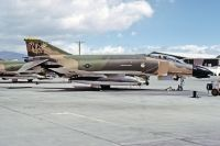 Photo: United States Air Force, McDonnell Douglas F-4 Phantom, 66-701