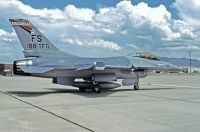 Photo: United States Air Force, General Dynamics F-16, 82-928