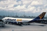 Photo: Atlas Air, Boeing 747-200, N535MC