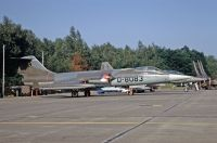Photo: Royal Netherlands Air Force, Lockheed F-104 Starfighter, D-8083
