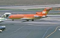 Photo: Braniff International Airlines, Boeing 727-200, N447BN