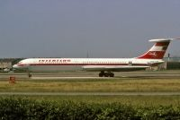 Photo: Interflug, Ilyushin IL-62, DM-SEK