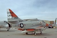 Photo: United States Navy, Douglas A-4 Skyhawk, 152101
