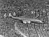 Photo: Trans Canada Airlines - TCA, Lockheed Constellation, CF-TGH