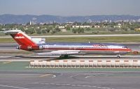 Photo: USAir, Boeing 727-200, N782AL