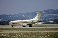 Photo: East African, Vickers Standard VC-10, SH-MMT