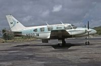 Photo: Mackey International, Piper PA-31 Navajo, N920JM