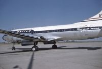 Photo: United Airlines, Convair CV-340, N73152