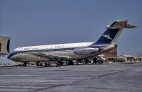 Photo: Gulf Air, BAC One-Eleven 400, G-AXOX
