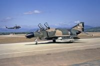 Photo: United States Air Force, McDonnell Douglas F-4 Phantom, 40-954
