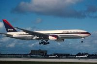 Photo: Delta Air Lines, Boeing 777-200