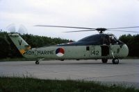 Photo: Netherlands - Navy, Sikorsky H-34, 142