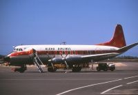 Photo: Aloha Airlines, Vickers Viscount 700, N7414