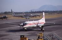 Photo: LAN Chile, Hawker Siddeley HS-748, CC-CEF