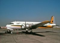 Photo: Air Works India, Douglas DC-4, VT-CZW