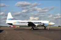Photo: Pionair, Convair CV-580, N631MW