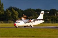 Photo: Antrak Air, ATR ATR 42, LY-DOT