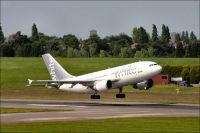 Photo: White, Airbus A310, CS-TKI