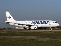Photo: Spanair, Airbus A320