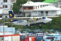 Photo: St. Barth Commuter, Britten-Norman BN-2B Islander, F-OHQY