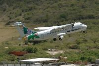 Photo: Air Guyane et Antilles, ATR ATR 42, F-OIJB