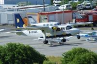 Photo: St. Barth Commuter, Britten-Norman BN-2A Islander, F-OHQX