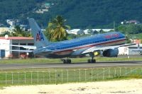 Photo: American Airlines, Boeing 757-200, N199AN