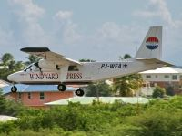 Photo: Windward Express Airways, Britten-Norman BN-2A Islander, PJ-WEA