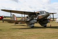Photo: Scottish Airways, De Havilland DH-89A Dragon Rapide, G-AGJG