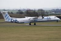 Photo: Flybe - British European, De Havilland Canada DHC-8 Dash8 Series 400, G-JEDW
