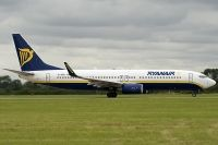 Photo: Ryanair, Boeing 737-800, EI-CSR