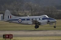 Photo: Air Atlantique, De Havilland DH-104 Dove, G-DHDV