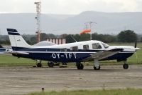 Photo: Privately owned, Piper PA-32 Cherokee Six, OY-TFT