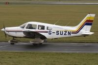Photo: Privately owned, Piper PA-28 Cherokee, G-SUZN