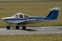 Photo: Privately owned, Piper PA-38, G-BHOT