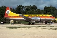 Photo: Aviateca, Convair CV-340, TG-AJA