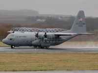 Photo: United States Air Force, Lockheed C-130 Hercules, 92-3288