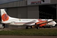 Photo: First Flight, British Aerospace ATP, G-MANC