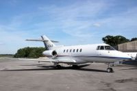 Photo: Privately owned, Raytheon Hawker 800XP, P4-ALE