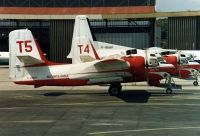 Photo: Securite Civile, Grumman S-2A Tracker, F-ZBEH