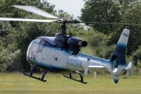 Photo: Privately owned, Aerospatiale Gazelle, N505HA