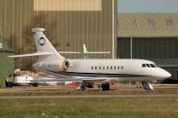 Photo: Privately owned, Dassault Falcon 2000, M-CHEM