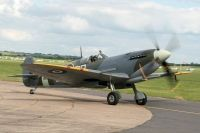 Photo: Privately owned, Supermarine Spitfire, G-ASJV