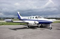 Photo: Privately owned, Cessna 340, G-HAFG